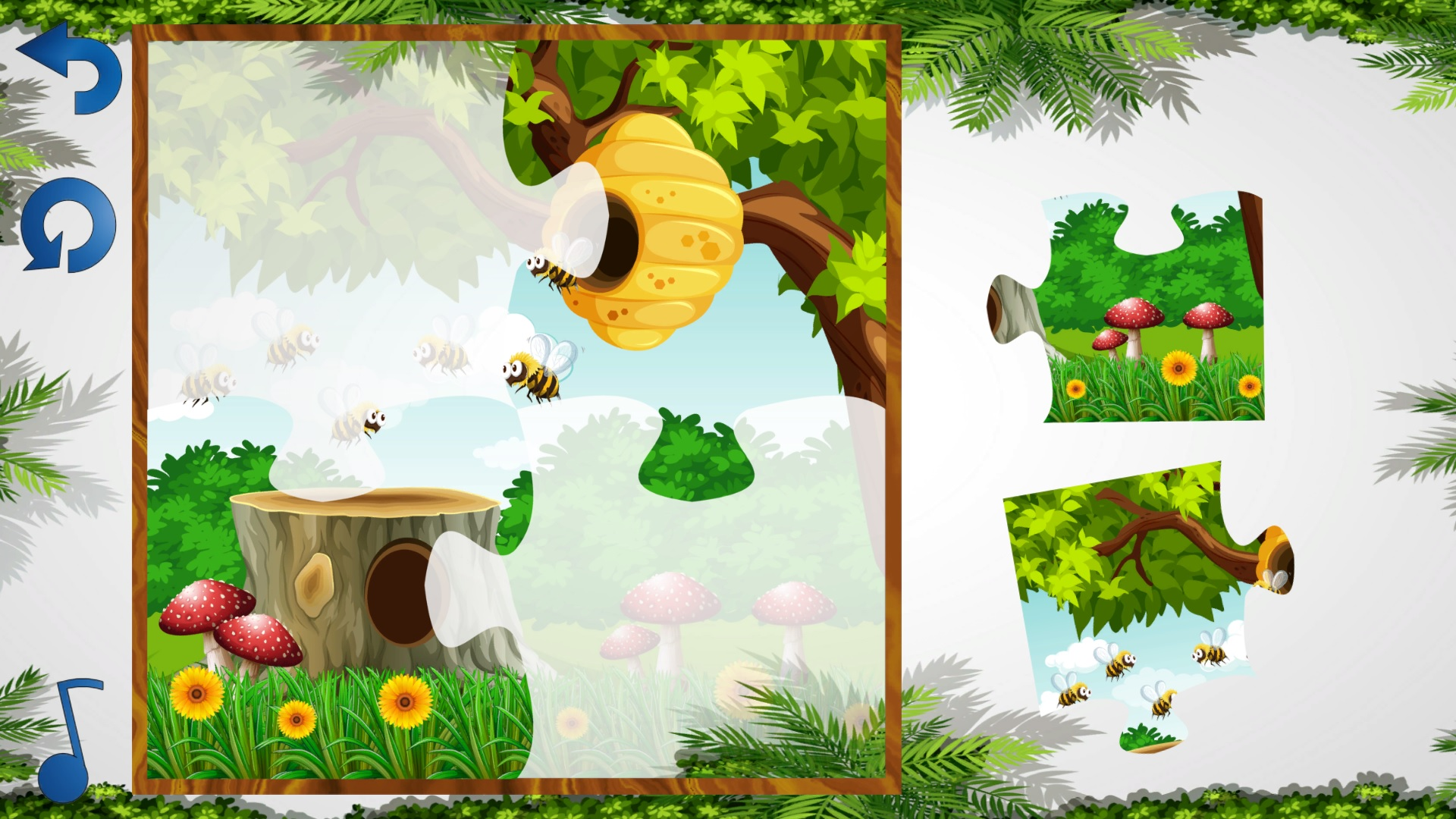 Puzzle Safari - Screenshot